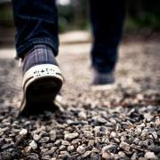 podcast youth walking