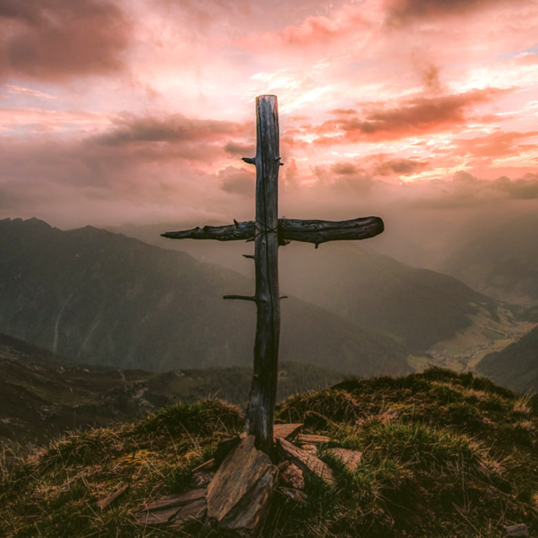 What does the cross say? (Fr. David Houk)