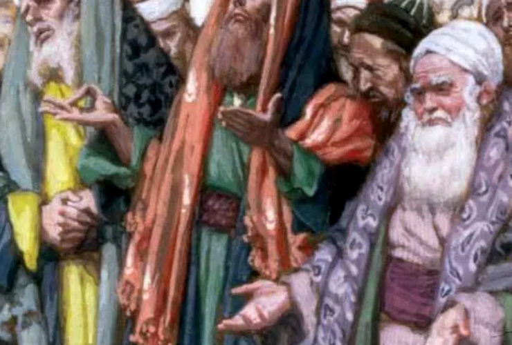 The Joy of Sects (Fr. David Houk)