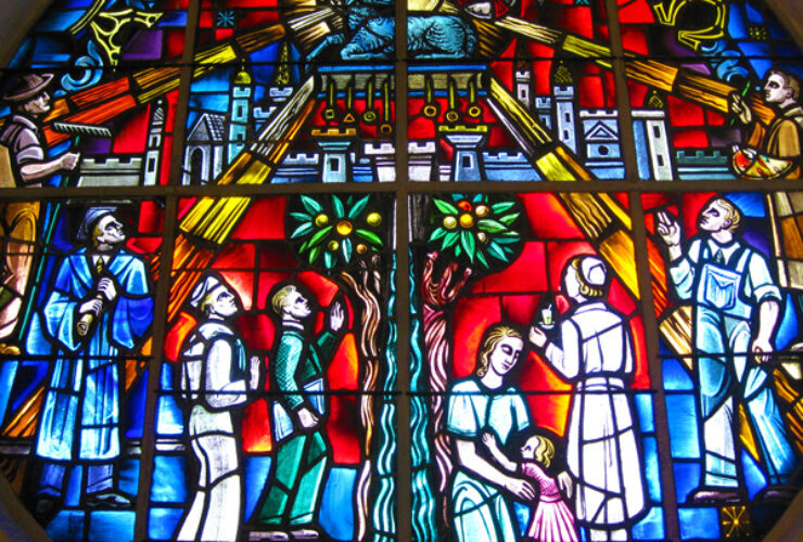 What are Christians known for? (Fr. David Houk)