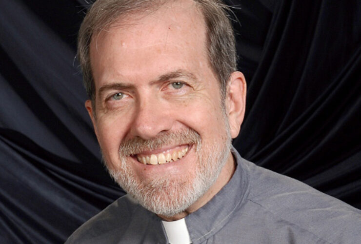 Homily for Deacon Roger Button's requiem
