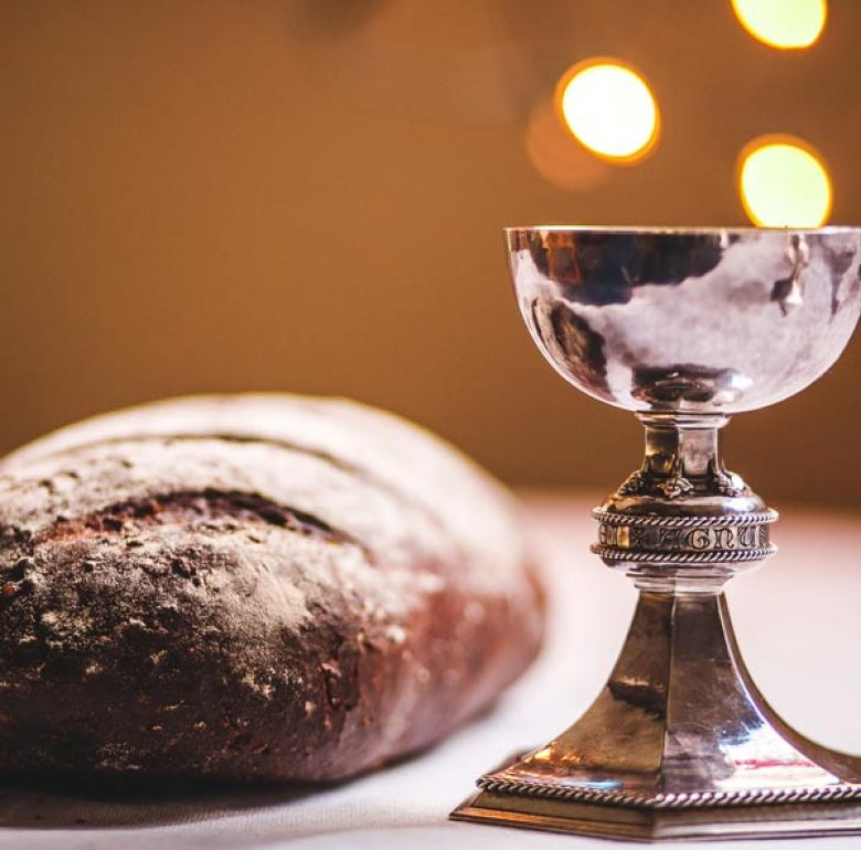 You are what you eat (Fr. David Houk)